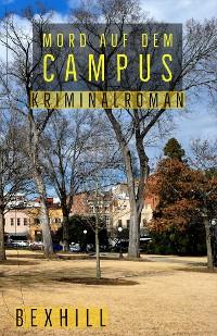 Cover Mord auf dem Campus