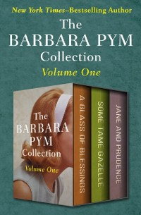 Cover Barbara Pym Collection Volume One