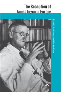 Cover Reception of James Joyce in Europe
