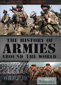 Cover History of Armies Around the World