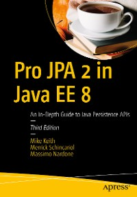 Cover Pro JPA 2 in Java EE 8