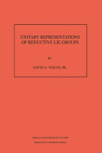 Cover Unitary Representations of Reductive Lie Groups. (AM-118), Volume 118