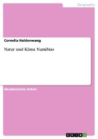 Cover Natur und Klima Namibias