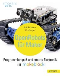 Cover Open Robots für Maker