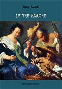 Cover Le tre Parche