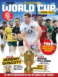 Cover The Rugby Paper's Essential World Cup Guide 2019