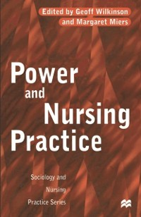 Cover Power and Nursing Practice