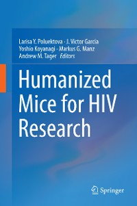 Cover Humanized Mice for HIV Research