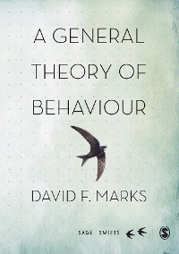 Cover A General Theory of Behaviour