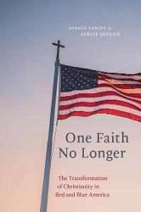 Cover One Faith No Longer