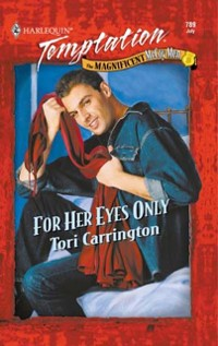 Cover For Her Eyes Only (Mills & Boon Temptation)