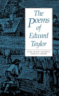 Cover The Poems of Edward Taylor