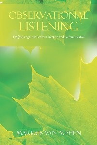 Cover Observational Listening