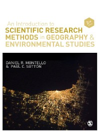 Cover An Introduction to Scientific Research Methods in Geography and Environmental Studies
