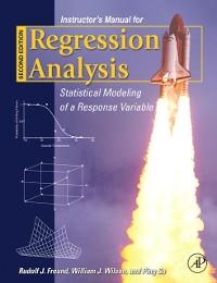 Cover Regression Analysis IM