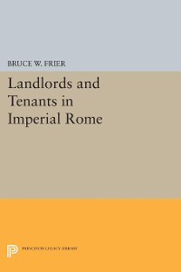 Cover Landlords and Tenants in Imperial Rome
