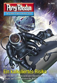 Cover Perry Rhodan 3082
