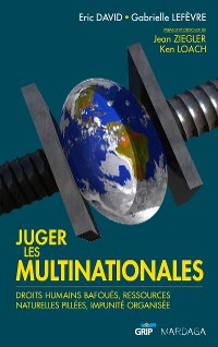 Cover Juger les multinationales