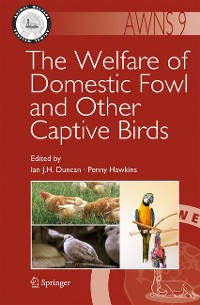 Cover The Welfare of Domestic Fowl and Other Captive Birds