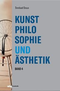 Cover Kunstphilosophie und Ästhetik