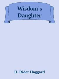 Cover Wisdom's Daughter