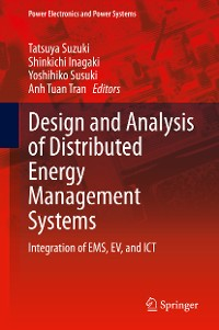 Cover Design and Analysis of Distributed Energy Management Systems