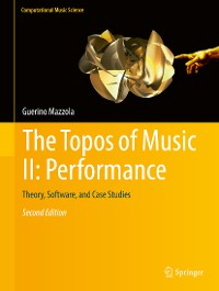 Cover The Topos of Music II: Performance