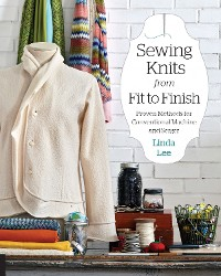 Cover Sewing Knits from Fit to Finish