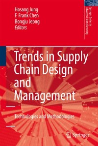 Cover Trends in Supply Chain Design and Management
