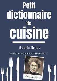 Cover Petit Dictionnaire de Cuisine