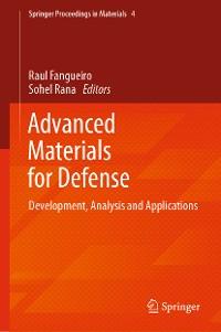 Cover Advanced Materials for Defense