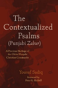 Cover The Contextualized Psalms (Punjabi Zabur)