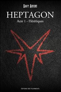 Cover Heptagon - Tome 1