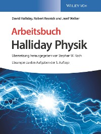 Cover Arbeitsbuch Halliday Physik