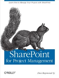 Cover SharePoint for Project Management