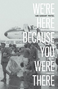 Cover We're Here Because You Were There