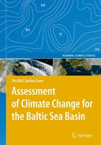 Cover Assessment of Climate Change for the Baltic Sea Basin