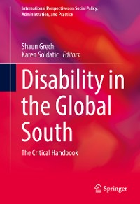 Cover Disability in the Global South
