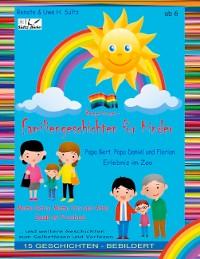 Cover Regenbogen-Familien-Geschichten für Kinder