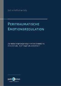 Cover Peritraumatische Emotionsregulation