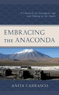 Cover Embracing the Anaconda