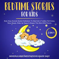 Cover Bedtime Stories For Kids (2 in 1)