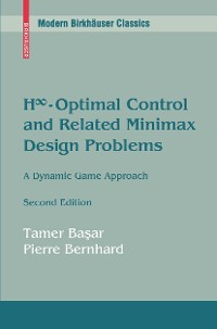 Cover H∞-Optimal Control and Related Minimax Design Problems