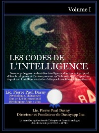 Cover Les codes de l'intelligence