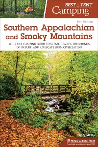 Cover Best Tent Camping: Southern Appalachian and Smoky Mountains
