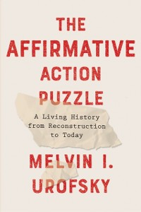 Cover Affirmative Action Puzzle