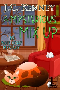 Cover A Mysterious Mix Up