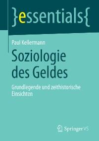 Cover Soziologie des Geldes