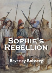 Cover Sophie's Rebellion