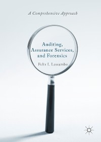 Cover Auditing, Assurance Services, and Forensics